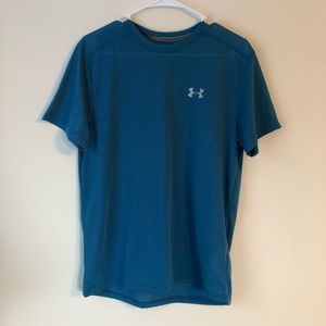 Underarmour Threadborn Run Mesh Shirt